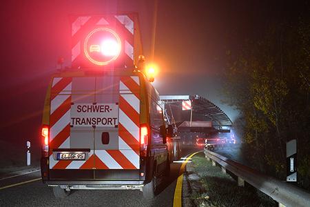 Unser Service für einen effizienten und sicheren Transport.